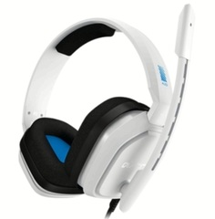 AURICULARES P/PS4 ASTRO A10 C/MIC WHITE GREEN