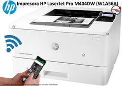 IMPRESORA HP LASER M404DW
