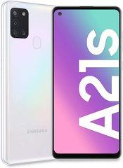 TELEFONO CELULAR SAMSUNG A21S WHITE 4GB/128GB
