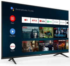 """TV LED RCA 55"""" AND55FKUHD 4K SMT"""