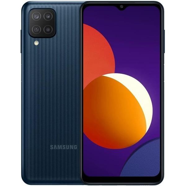 600x600 samsung galaxy m12 m217f dual sim 64gb 4gb ram black