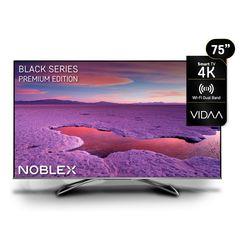 """TV LED NOBLEX 75"""" DK75X9500 STV 4K BLACK SERIES"""